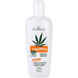 Cannaderm Capillus sampon pentru scalp seboreic  150 ml