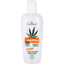 Cannaderm Capillus seborea šampon  150 ml