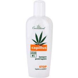 Cannaderm Capillus sampon korpásodás és viszketés ellen  150 ml