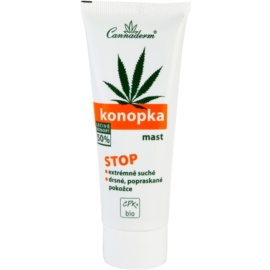 Cannaderm Konopka pomada  para pele muito seca   75 g