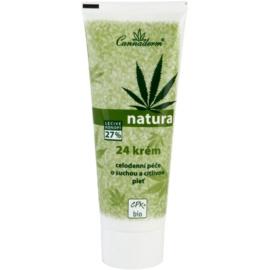 Cannaderm Natura Creme für trockene bis empfindliche Haut  75 g