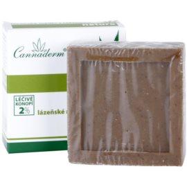 Cannaderm Natura Seifen-Moorkur  80 g