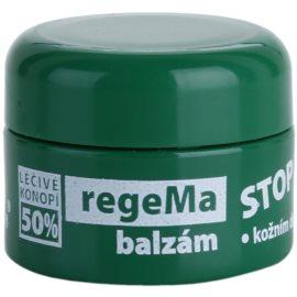 Cannaderm regeMa універсальний бальзам для губ та шкіри з конопляною олією  7 мл
