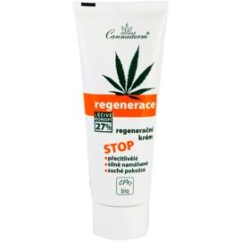 Cannaderm Regeneration crema regeneradora para pieles secas y sensibles  75 g