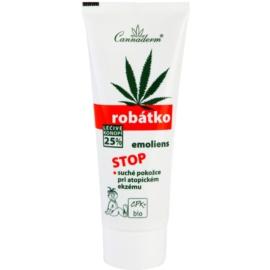 Cannaderm Robatko creme para eczema atópico  75 g