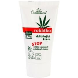Cannaderm Robatko nyugtató krém  50 g
