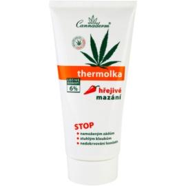 Cannaderm Thermolka pomada con efecto calor  200 ml