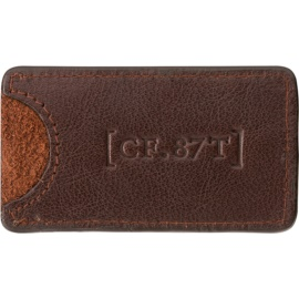 Captain Fawcett Accessories Leather Case for Pocket Comb (CF.87T)