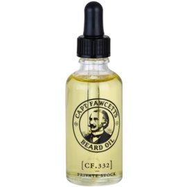 Captain Fawcett Beard Oil óleo para barba  50 ml
