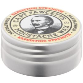 Captain Fawcett Expedition Strength vosk na knír  15 ml