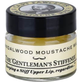 Captain Fawcett Moustache Wax vosek za brke sandalovina  15 ml