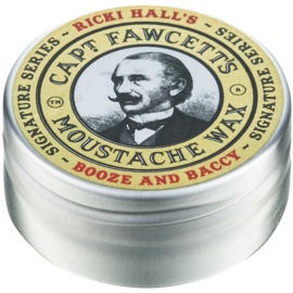 Captain Fawcett Ricki Hall´s cire pour moustache  15 ml