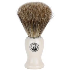 Captain Fawcett Shaving štětka na holení z jezevčí srsti  1 ks