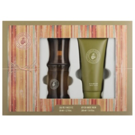 Caribbean Joe Caribbean Joe Gift Set III  Eau De Toilette 50 ml + Aftershave Balm 100 ml