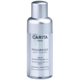 Carita Progressif Anti-Tachces élénkítő szérum a ráncok és a sötét foltok ellen  30 ml
