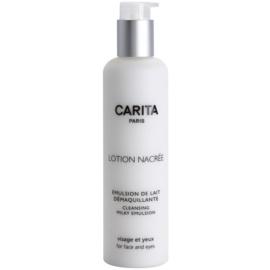 Carita Cleansing emulsão de limpeza para rosto e olhos  200 ml