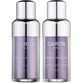 Carita Diamant завършваща подмладяваща грижа за околоочната област  2 x 15 мл.