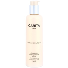 Carita Beauté 14 hydratisierende Körpermilch mit Bambus Butter  200 ml