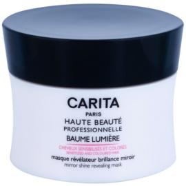 Carita Haute Beauté Professionnelle erneuernde Maske für gefärbtes und geschädigtes Haar  200 ml
