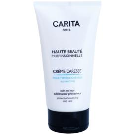Carita Haute Beauté Professionnelle vyhlazující krém pro dokonalý vzhled vlasů  125 ml