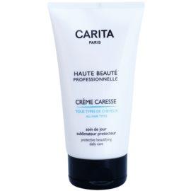 Carita Haute Beauté Professionnelle розгладжуючий крем для досконалого вигляду волосся  125 мл