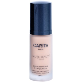 Carita Haute Beauté Teint make-up a ráncok ellen SPF 15 árnyalat 003 Beige Rose 30 ml