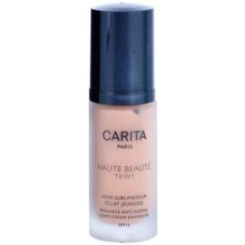 Carita Haute Beauté Teint protivráskový make-up SPF 15 odstín 004 Beige Ambré 30 ml