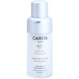 Carita Ideal Douceur emulsão hidratante para apaziguar a pele  30 ml