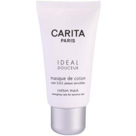 Carita Ideal Douceur masque apaisant pour peaux sensibles  50 ml