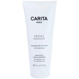 Carita Ideal Douceur zklidňující maska pro citlivou pleť bez krabičky  200 ml