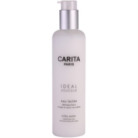 Carita Ideal Douceur Cleansing Care For Sensitive Skin And Eyes  200 ml