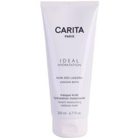 Carita Ideal Hydratation rozjasňujúca hydratačná maska s okamžitým účinkom  200 ml