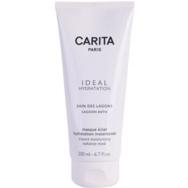 Carita Ideal Hydratation rozświetlająca maseczka nawilżająca dający natychmiastowy efekt  200 ml