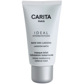 Carita Ideal Hydratation Radiance Moisturising Mask With Immediate Effect  50 ml