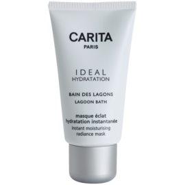 Carita Ideal Hydratation rozjasňujúca hydratačná maska s okamžitým účinkom  50 ml