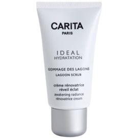 Carita Ideal Hydratation Gesichtspeeling zur Beruhigung der Haut  50 ml