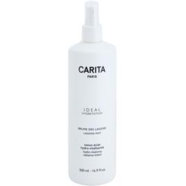 Carita Ideal Hydratation oczyszczająca woda do twarzy o dzłałaniu nawilżającym   500 ml