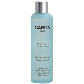Carita Ideal Hydratation tisztító arcvíz hidratáló hatással  200 ml