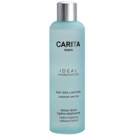 Carita Ideal Hydratation oczyszczająca woda do twarzy o dzłałaniu nawilżającym   200 ml