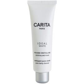 Carita Ideal White pianka do twarzy do łagodzenia  125 ml