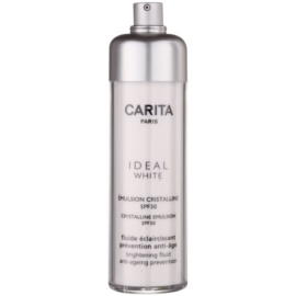 Carita Ideal White aufhellende Emulsion SPF 30  50 ml