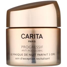 Carita Progressif Anti-Age Global revitalisierende Gesichtsmaske für die Nacht  50 ml