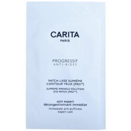 Carita Progressif Anti-Wrinkles kisimító maszk a szem köré  5 db