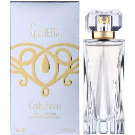 Carla Fracci Giulietta Eau de Parfum für Damen 50 ml