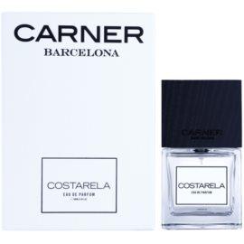 Carner Barcelona Costarela Eau de Parfum unissexo 100 ml