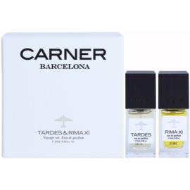 Carner Barcelona Voyage Set darilni set I. parfumska voda 2 x 15 ml