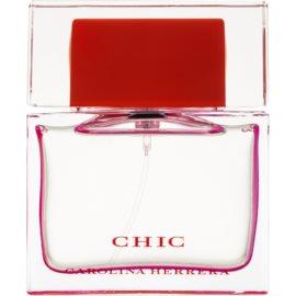Carolina Herrera Chic eau de parfum per donna 50 ml