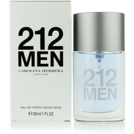 Carolina Herrera 212 NYC Men eau de toilette férfiaknak 30 ml