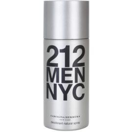 Carolina Herrera 212 NYC Men Deo-Spray für Herren 150 ml