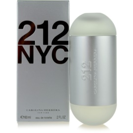 Carolina Herrera 212 NYC Eau de Toilette for Women 60 ml